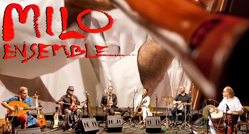 Kultura, Koncert Kurtis ENSEMBLE - zdjęcie, fotografia