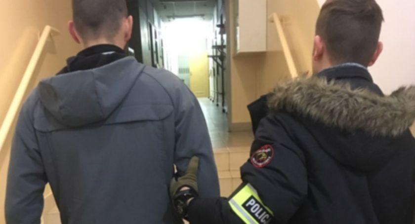 Kronika policyjna, Odpowie kradzież - zdjęcie, fotografia