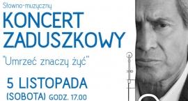 Koncert zaduszkowy - Jerzy Zelnik i kwintet Favori