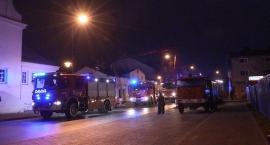 Pożar w Centrum Piaseczna