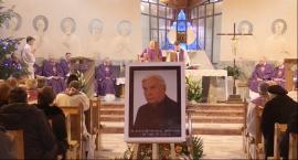 Ostatnie pożegnanie ks. Ireneusza Jędryszka