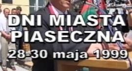Obchody 570 lecia Miasta Piaseczna 1999r.