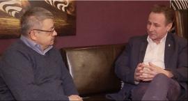 Rozmowa z Janem Adamem Dąbkiem o Ustawie o  zmianie ustroju Warszawy