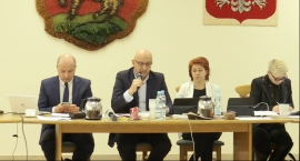 Oświadczenia Burmistrza i Przewodniczącego Rady, o nowym ustroju m.st. Warszawy