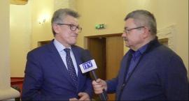 Wywiad z posłem Stanisławem Piotrowiczem, posłem z PiS