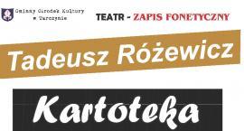 Tadeusz Różewicz -