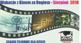 Wakacyjne Kino za Rogiem - sierpień, filmy dla dzieci