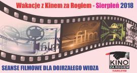 Wakacyjne Kino za Rogiem - sierpień, filmy dla dojrzałych widzów
