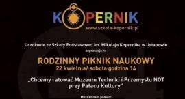 Dzieci z Ustanowa chcą uratować Muzeum Techniki