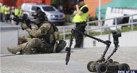 Terrorysta – samobójca wysadził się w budynku elektrowni w Konstancinie
