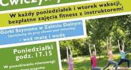Plenerowe zajęcia fitness