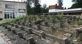 STADION MIEJSKI Piaseczno - nowe trybuny