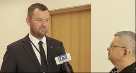 Wywiad ze Starostą Piaseczyńskim, przetarg na dzierżawę budynków Chyliczkowska 20