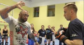 Trening z Marcinem Różalskim w Piasecznie