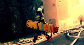 Akcja ratownicza piaseczyńskich strażaków