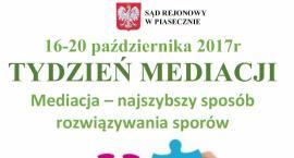 Tydzień Mediacji w Sądzie Rejonowym w Piasecznie
