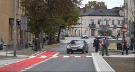 Ulica Kościuszki nareszczcie otwarta