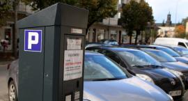 Informacja o strefie płatnego parkowania