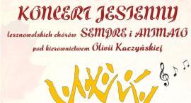 Koncert Jesienny lesznowolskich chórów SEMPRE i ANIMATO. Łazy (19-11-2017)
