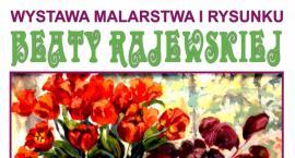 Wernisaż wystawy malarstwa i rysunku Beaty Rajewskiej (03-12-2017)