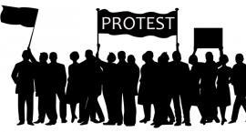 Protest właścicieli przedszkoli przeciwko zaniżaniu dotacji przez Gminę Piaseczno