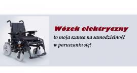 Zbiórka na wózek elektryczny dla Urszuli Dudkiewicz