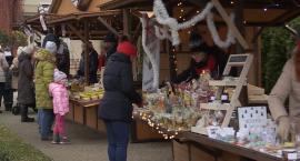 Kiermasz świateczny w Lesznowoli. Życzenia Świąteczne