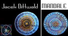 Jacek Dittwald. Wernisaż wystawy: Mandale. Galeria PASAŻ (28-01-2018)