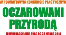 VII edycja Powiatowego Konkursu Plastycznego