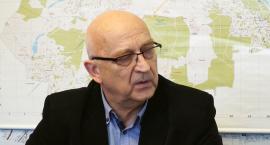 Politycznie z burmistrzem Piaseczna Zdzisławem Lisem.