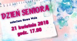 Sołecki Dzień Seniora w Nowej Woli (21-04-2018)