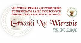 Gruszki Na Wierzbie 2018. Stara Iwiczna (22-04-2018)
