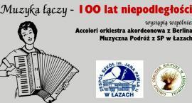 Muzyka łączy - 100 lat niepodległości. Koncert akordeonowy (20-05-2018)