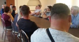 Debata z udziałem Zastępcy Komendanta Powiatowego Policji w Piasecznie