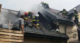 Policjanci z Konstancina uczestniczyli w akcji ratowniczej