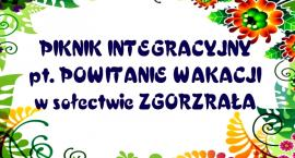 Piknik integracyjny pt.