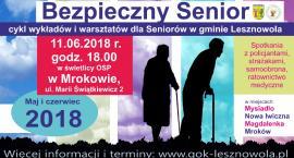 Bezpieczny Senior - 11 czerwca. Mroków (11-06-2018)