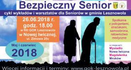 Bezpieczny Senior - 26 czerwca. Nowa Iwiczna (26-06-2018)