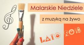 Trzecia Malarska Niedziela - lato 2018. Mysiadło (19-08-2018)