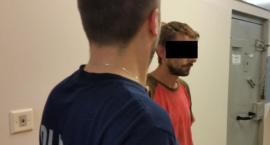 Podejrzewany o dealerkę trafił do policyjnej celi