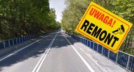 Remont mostu w Chylicach