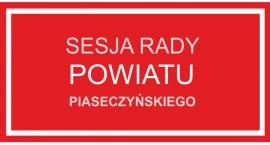 XVIII sesja Rady Powiatu