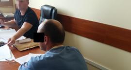 Kryminalni z Piaseczna zatrzymali podejrzewanego o pobicie małżeństwa