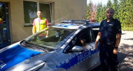 6-latek wezwał policjantów do nieprzytomnego ojca