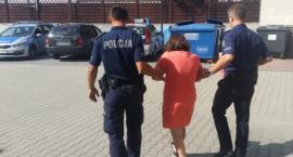 Trafiła do celi za próbę zaatakowania ratowników medycznych