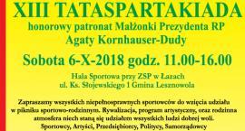 XIII edycja Tataspartakiady Dobrej Woli 2018