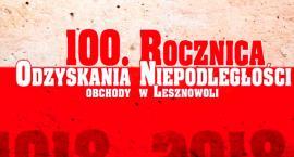 100. Rocznica Odzyskania Niepodległości. Obchody w Lesznowoli(03/10/2018 - 06/10/2018)