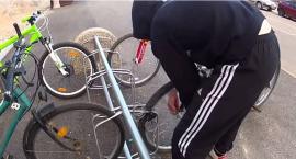 Skradł rower, skradli go i jemu