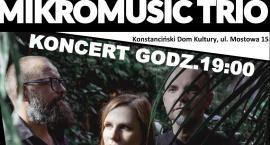 Mikromusic Trio w Hugonówce
