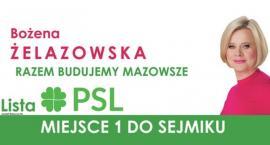 Bożena Żelazowska - Razem Budujemy Mazowsze